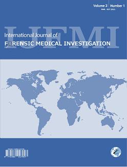 International Journal Of Forensic Medical Investigation